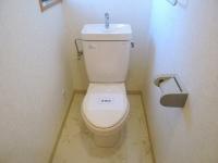 小窓付きトイレ