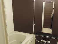 浴室乾燥機.追い焚き機能付バスルーム