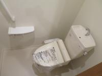 温水洗浄便座付トイレクロゼット