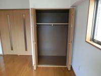 DKと洋室のドア&Closet