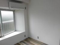 西向き窓 エアコン