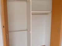 たーぷり収納closet
