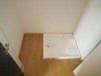 室内洗濯機置場