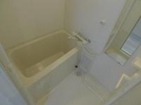 浴室乾燥機、シャワー付きバスルーム