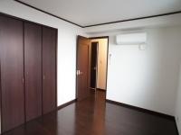洋室 closet エアコン
