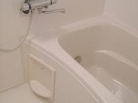 浴室乾燥機付き。追焚機能