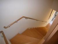 1F玄関.専用階段