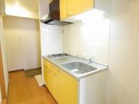 Kitchen3.6帖.玄関