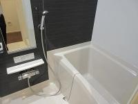 浴室乾燥機付、追焚付バスルーム