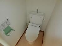 温水洗浄便座付トイレ(新)