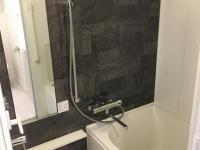 浴室乾燥機付バスルーム