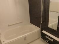 浴室乾燥機。追い焚き付き