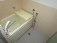 追い焚き機能バスルーム