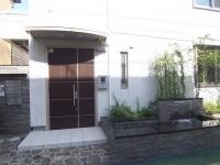 マンション共有玄関