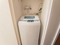 洗濯機付(室内)