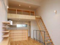 【井荻】無垢材ロフトとウッドデッキのテラスハウス