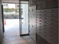 エントランス.宅配BOX.mailBOX