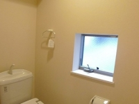 トイレ(温水洗浄機能付)