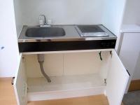 IHコンロ付システムキッチン