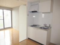 キッチンと洋室