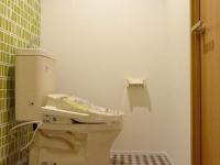 トイレ 洗濯機置場