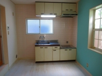 Kitchenスペース