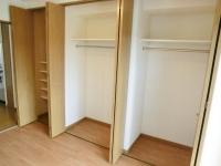 Closet.収納スペース