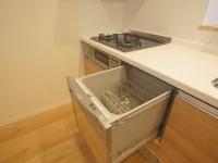 食器洗浄機付