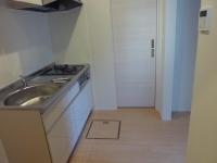 Kitchen 床下収納