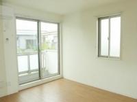 LDK(バルコニー、窓)
