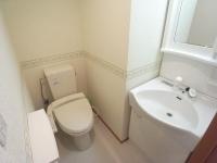 toilet & 洗面所