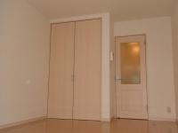 クローゼット&洋室ドア