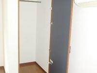 Closet.エアコン