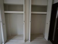たくさん収納Closet
