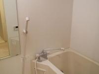 浴室乾燥機付き浴室