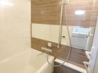 追い焚き機能・浴室乾燥機付きバスルーム
