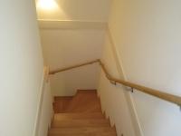 室内階段(1F玄関)