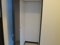 Closet(廊下)
