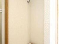 室内洗濯機置場(玄関脇)