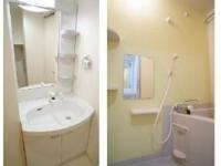 洗面台&浴室