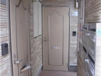共用部 郵便ポスト 玄関ドア