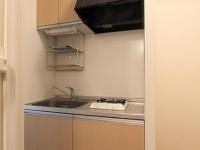 Kitchen.1口ガスコンロ