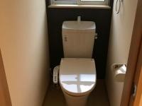 温水洗浄便座付トイレ 窓あり