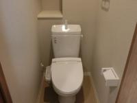 シャワートイレ(別室参照)