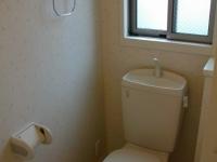 窓付き トイレ