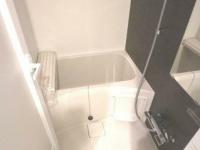 浴室乾燥機付き付バスルーム