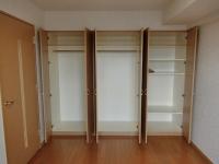 Closet 収納スペース