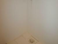 室内浴室洗濯機置場