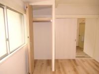 7帖 洋室 closet