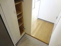 玄関.下足箱